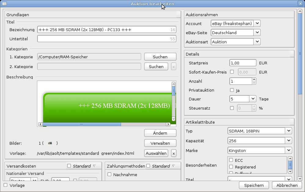 Update Jaolt Turbolister Nicht Nur Für Ubuntu Zefanjas