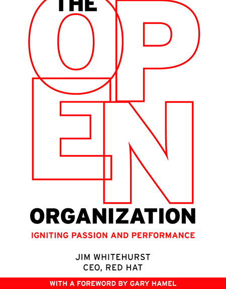 The Open Organisation Cover